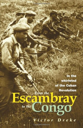 9780873489478: From the Escambray to the Congo: In the Whirlwind of the Cuban Revolution