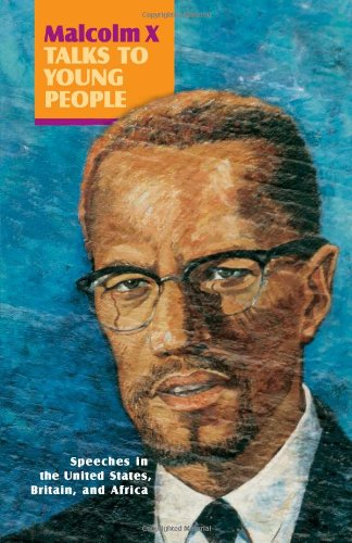 9780873489621: Malcolm X Talks to Young People