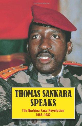 9780873489867: Thomas Sankara Speaks: The Burkina Faso Revolution, 1983-1987