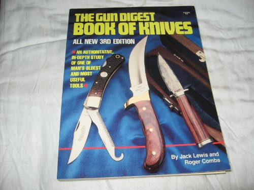 9780873490221: The Gun Digest Book of Knives