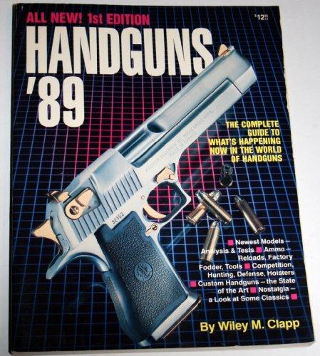 9780873490283: Handguns '89