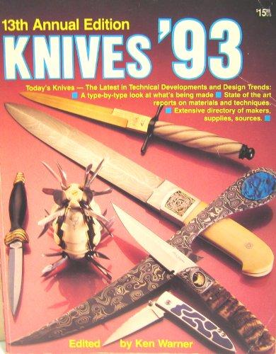 Knives 1993 (0873491343) by Ken Warner