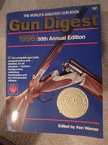 9780873491709: Gun Digest 1996