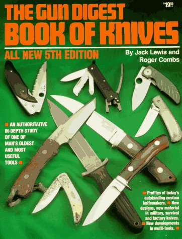 9780873491884: Gun Digest Book of Knives