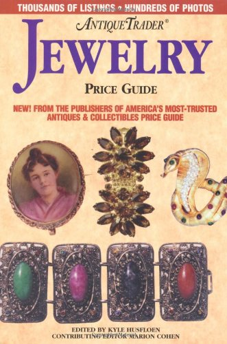 9780873492225: Antique Trader Jewelry Price Guide