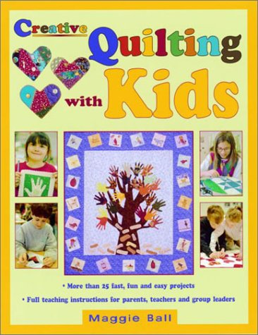 9780873492317: Creative Quilting with Kids