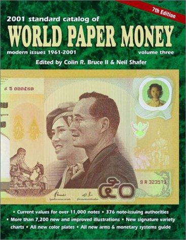 9780873492379: Standard Catalog of World Paper Money, Modern Issues 1961-2000