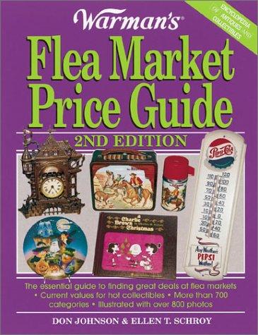 9780873492461: Warman's Flea Market Price Guide (Warman's Flea Market Price Guide, 2nd ed)