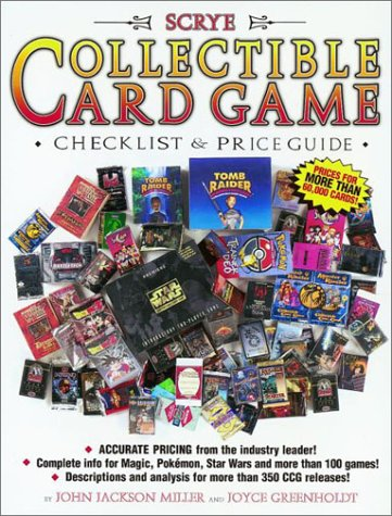 9780873492546: Scrye Collectible Card Game: Checklist and Price Guide