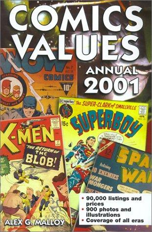 9780873492607: Comics Values Annual 2001 (Comics Values Annual, 2001)