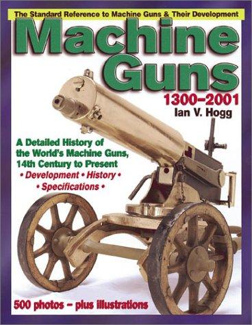 9780873492881: Machine Guns: 14th Century to Present