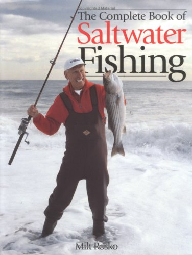 9780873492935: The Complete Book of Saltwater Fishing