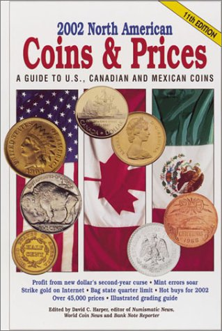 9780873492973: North American Coins & Prices: A Guide to U.S. Canadian and Mexican Coins