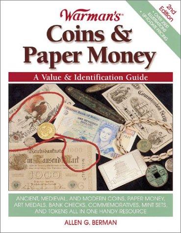 9780873493437: Warman's Coins & Paper Money: A Value & Identification Guide (Warman's Coins and Paper Money)