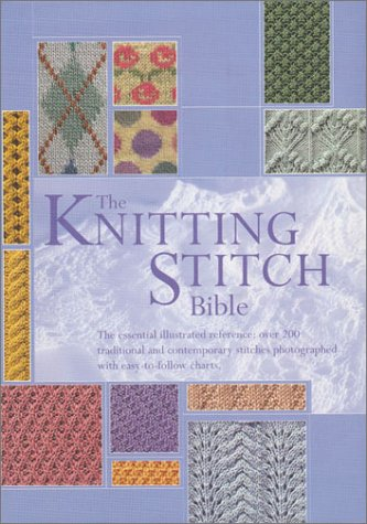9780873493581: Knitting Stitch Bible
