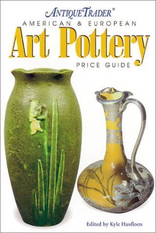 9780873494052: Antique Trader American & European Art Pottery Price Guide
