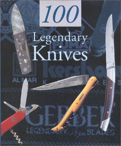 100 Legendary Knives: Gerard Pacella