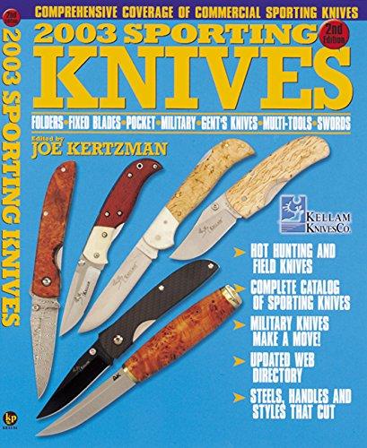 9780873494304: 2003 Sporting Knives