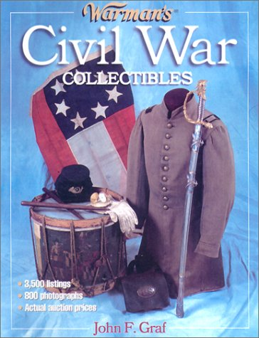 9780873494373: Warman's Civil War Collectibles