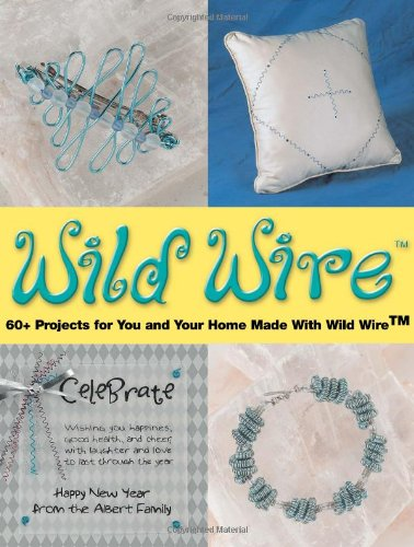 9780873494571: Wild Wire: 50+ Projects for You and Your Home Made with Wild Wire (Jewelry Crafts)