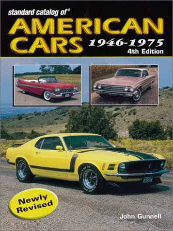 9780873494618: Standard Catalog of American Cars 1946-1975