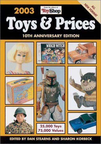 9780873494687: Toys and Prices 2003