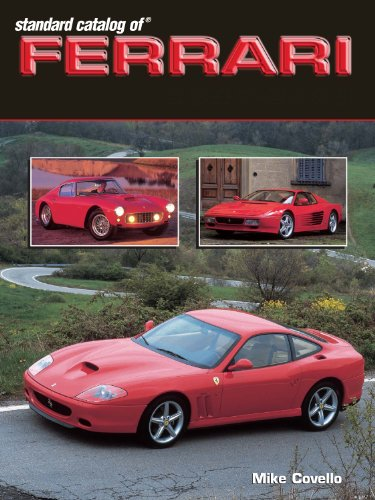 9780873494977: Standard Catalog of Ferrari 1947-2003