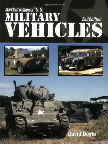 9780873495080: Standard Catalog of U.S. Military Vehicles