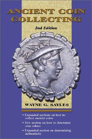 9780873495158: Ancient Coin Collecting (v. I)