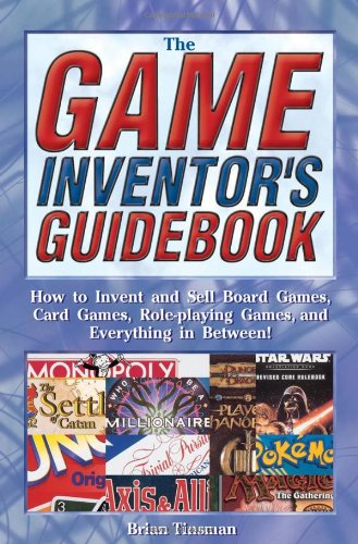 9780873495523: The Game Inventor's Guidebook