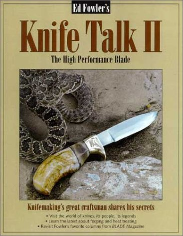 9780873495646: Knife Talk II: High Performance Blade