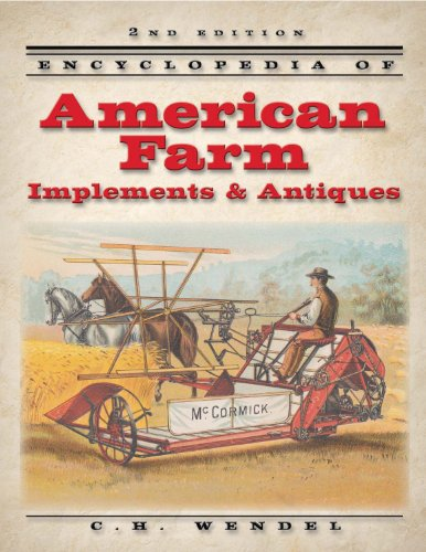9780873495684: Encyclopedia of American Farm Implements & Antiques