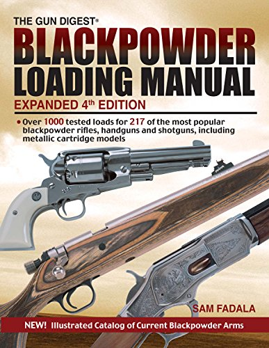 9780873495745: Gun Digest Blackpowder Loading Manual