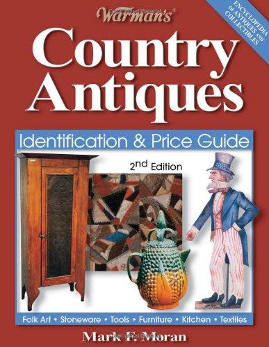 9780873496117: Warman's Country Antiques (Warman's Country Antiques Price Guide)