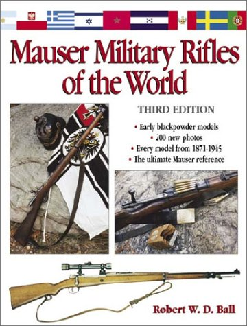 9780873496179: Mauser Military Rifles of the World