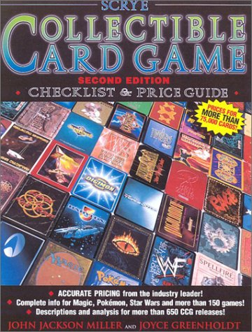 Scrye Collectible Card Game Checklist & Price Guide (Scrye Collectible Card Games Checklist and...
