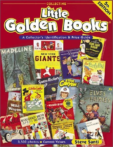 9780873496261: Collecting Little Golden Books: A Collector's Identification and Price Guide