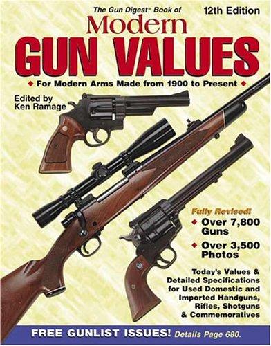 Gun Digest Book of Modern Gun Values: Jack Lewis