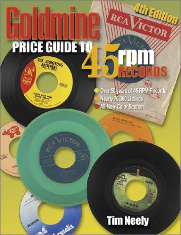 9780873496308: Goldmine Price Guide to 45 Rpm Records