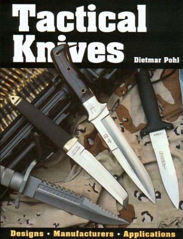 9780873496360: Tactical Knives