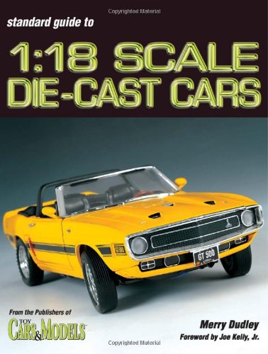 9780873496452: Standard Guide to 1:18 Scale Die-Cast Cars
