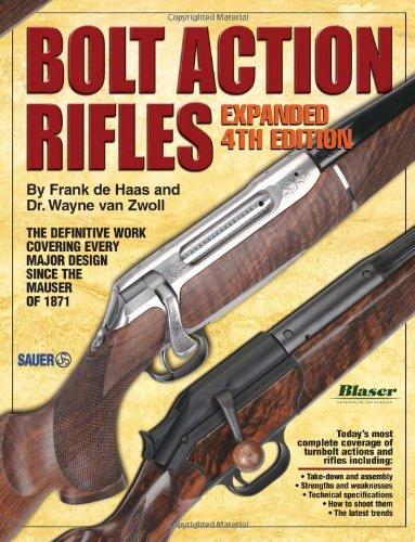 9780873496605: Bolt Action Rifles