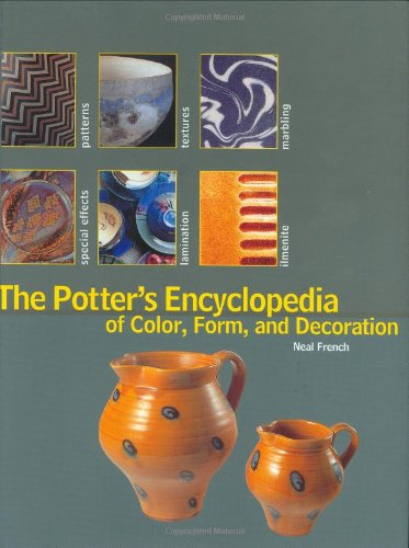 9780873496773: The Potter's Encyclopedia of Color, Form and Decoration