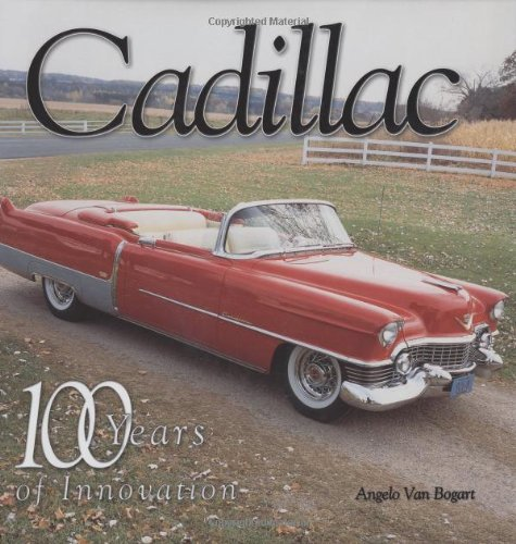 9780873496902: Cadillac: 100 Years of Innovation