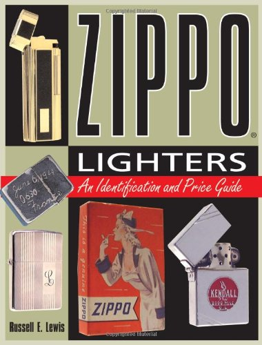 9780873496971: Zippo Lighters (Identification and Value Guides (Krause))