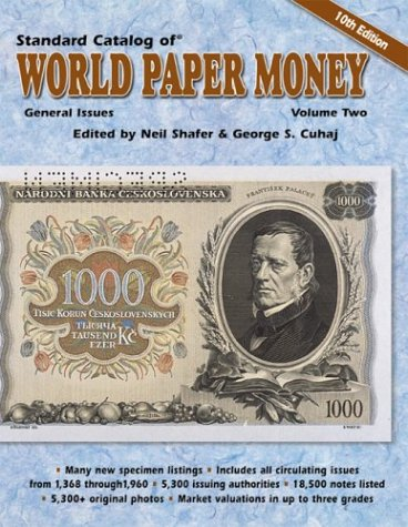 9780873497046: The The Standard Catalog of World Paper Money: Standard Catalog of World Paper Money, General Issues 1368-1960 General Issues v.2: General Issues Vol ... Paper Money: Vol.2: General Issues (W/DVD ))