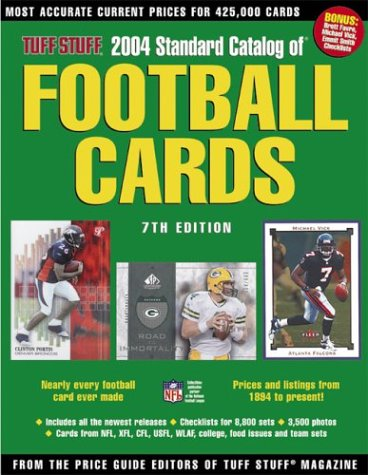 9780873497053: 2004 Standard Catalog of Football Cards