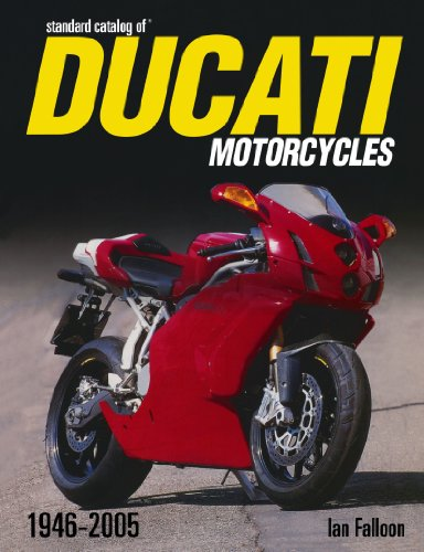 9780873497145: Standard Catalog Of Ducati Motorcycles 1947-2005