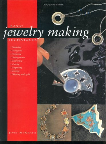 9780873497152: Basic Jewelry Making Techniques