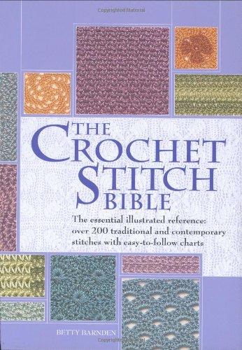 9780873497176: The Crochet Stitch Bible
